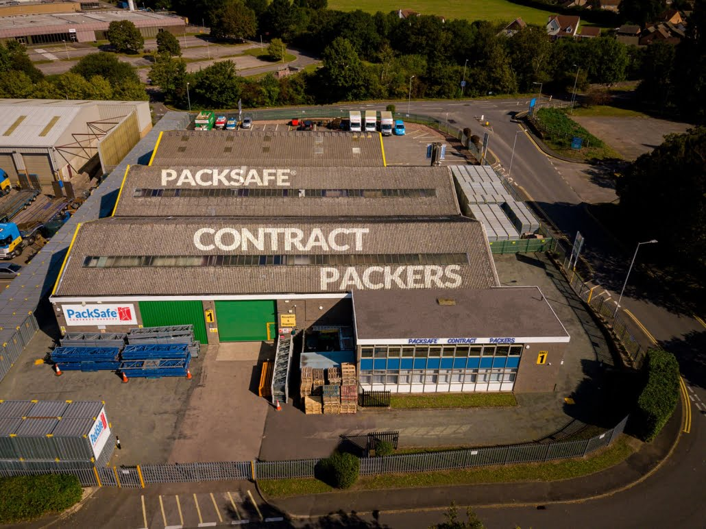 Packsafe Contract Packers